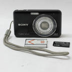 "Sony Cyber-shot DSC-W310 12.1 MP 4X Optical 2.7"" LCD Digital Camera Black"