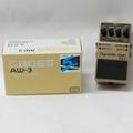 Boss AW-3 Dynamic Wah Auto Wah Guitar Pedal With Original Box