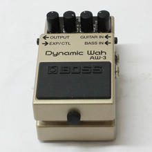 Boss AW-3 Dynamic Wah Auto Wah Guitar Pedal With Original Box