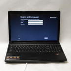 "Lenovo G585 15.6"" 320GB Notebook - AMD E-300 APU with Radeon HD Graphic 1.30 GHz, 2 GB"