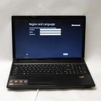 "Lenovo G585 15.6"" 320GB Notebook - AMD E-300 APU with Radeon HD Graphic 1.30 GHz, 2 GB"