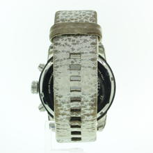 Diesel Watch - Dz4240 - White Chronograph Leather Men's Watch