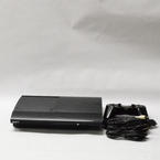 Sony Playstation 3 PS3 Super Slim 250GB Cech-4001B Black Video Game Console System