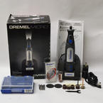 Dremel 8050-N/18 Micro Rotary Tool 8v Max Kit with Accessories & Original Box