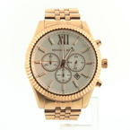 Ladies Michael Kors MK8313 Chronograph Oversized Quartz Wrist Watch