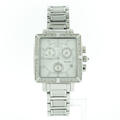 "Invicta INVICTA-5377 Womens 5377 ""Angel"" Diamond-Accented Stainless Steel Watch"