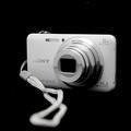 Sony Cyber-Shot DSC-WX80 16.2 MP 8x Optical Zoom Wi-Fi Digital Camera - White