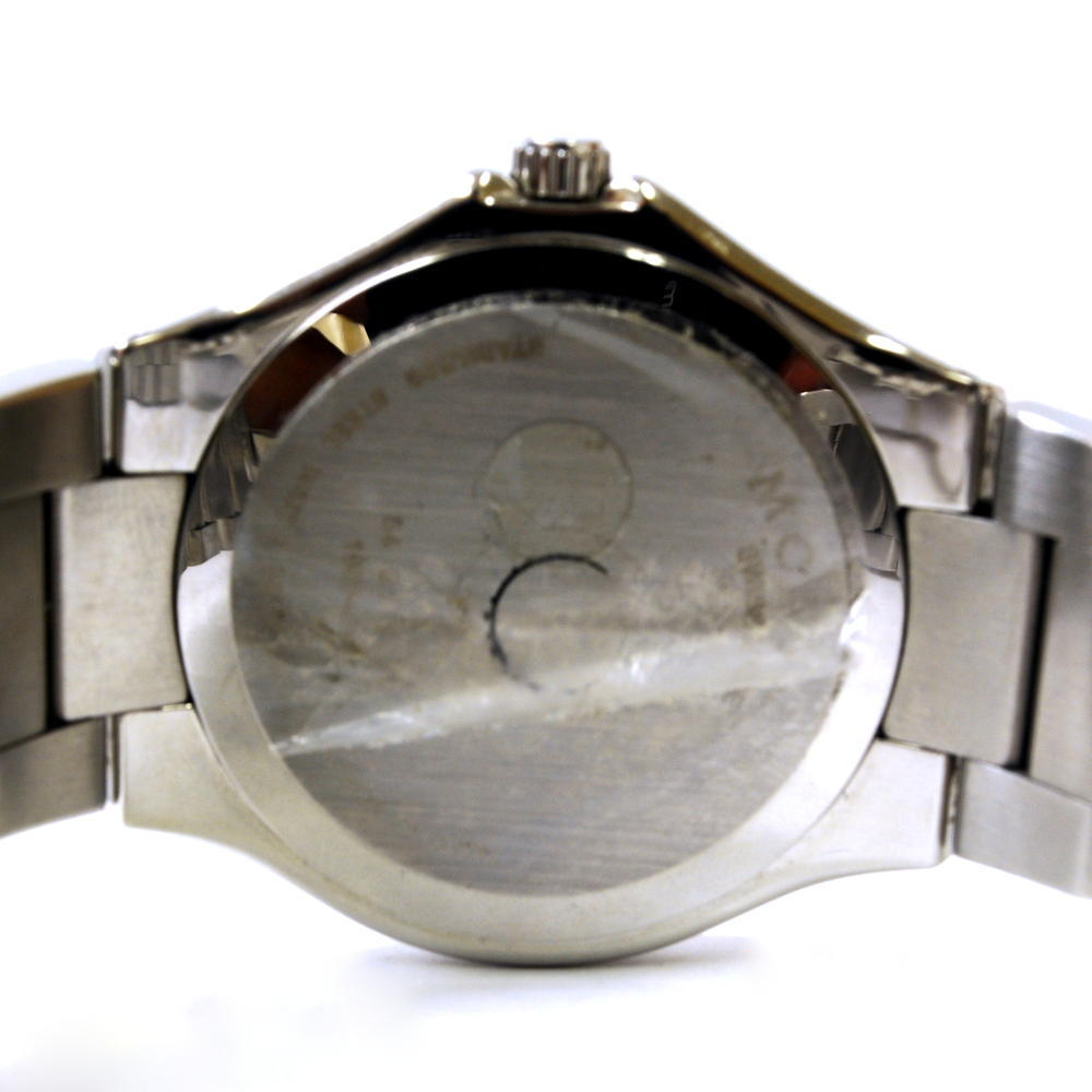 watches movado room luno stainless property steel watch l
