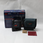 BOSCH GLL2-40 Self-Leveling Cross-Line Laser Level Kit