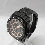 Bulova Precisionist Champlain Black Ion Men's 98B143 Watch With Original Box