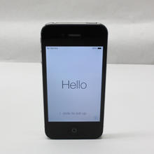 Apple iPhone 4S 8GB Black AT&T MF257LL/A Smartphone With Original Box