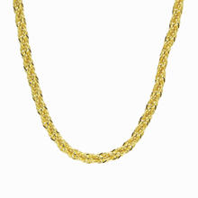 "NEW Classic 14K Yellow Gold  Rope 20"" Lobster Claw Clasp Chain"