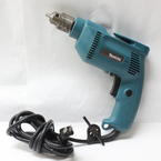 Makita 6407 Electric Corded 3/8 Inch Variable Speed Reversible Drill