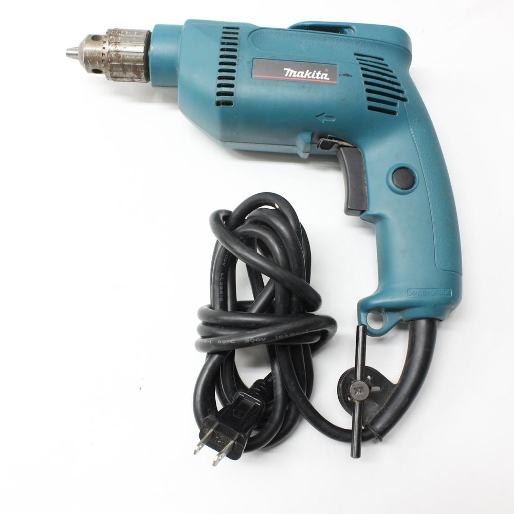 Makita 6407 Electric Corded 3/8 Inch Variable Speed Reversible Drill |  Online Pawn Shop | Out Of Pawn
