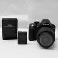 Nikon D3200 Digital SLR 24.2MP Camera with Nikon DX Lens AF-S Nikkor 18-55MM