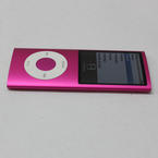 Apple Pink iPod Nano 4th Generation MP3 Player MB735LL 8GB