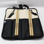 TKO Percussion 7A/ Stagg S028N Wooden Drum Sticks with Case