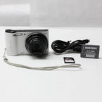Samsung WB150F White 14.2MP Wi-Fi Point & Shoot Digital Camera