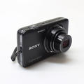 Sony Cyber-Shot Dsc-wx9 Black 16.2 Mega Pixels 5X Optical Zoom Digital Camera