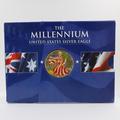 The 2000 Millennium United States Silver Eagle Coin 1oz