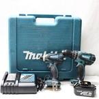 Makita LXT211 XT211 Cordless Impact & Hammer Drivers 18V 2 Pcs Combo Tool Kit
