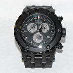 Invicta Men's 6189 Reserve Subaqua Chronograph Black Quartz Watch With Original Box