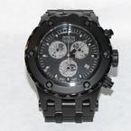 Invicta Men's 6189 Reserve Subaqua Chronograph Black Quartz Watch With Original Box
