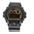 Casio G Shock 3230 Black & Gold Digital Silicone Rubber Quartz Watch