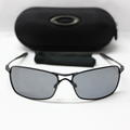 Authentic Oakley Crosshair 2.0 Matte Black Polarized Sunglasses