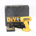 """Dewalt DW928 Cordless 14.4 Volt Drill/Driver 3/8"""" Drive Charger & Case Bundle"""