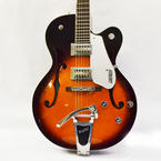 Gretsch G5120 Electromatic Sunburst 2010 6 String Hollow Body Guitar and Case