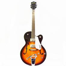 Gretsch G5120 Electromatic Sunburst 2010 6 String Hollow Body Guitar and Case
