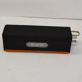 Sharper Image Portable Speaker With Aux Cable And Usb Cable