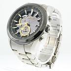 Seiko Astron Titanium GPS Solar World Timer Mens Quartz Watch