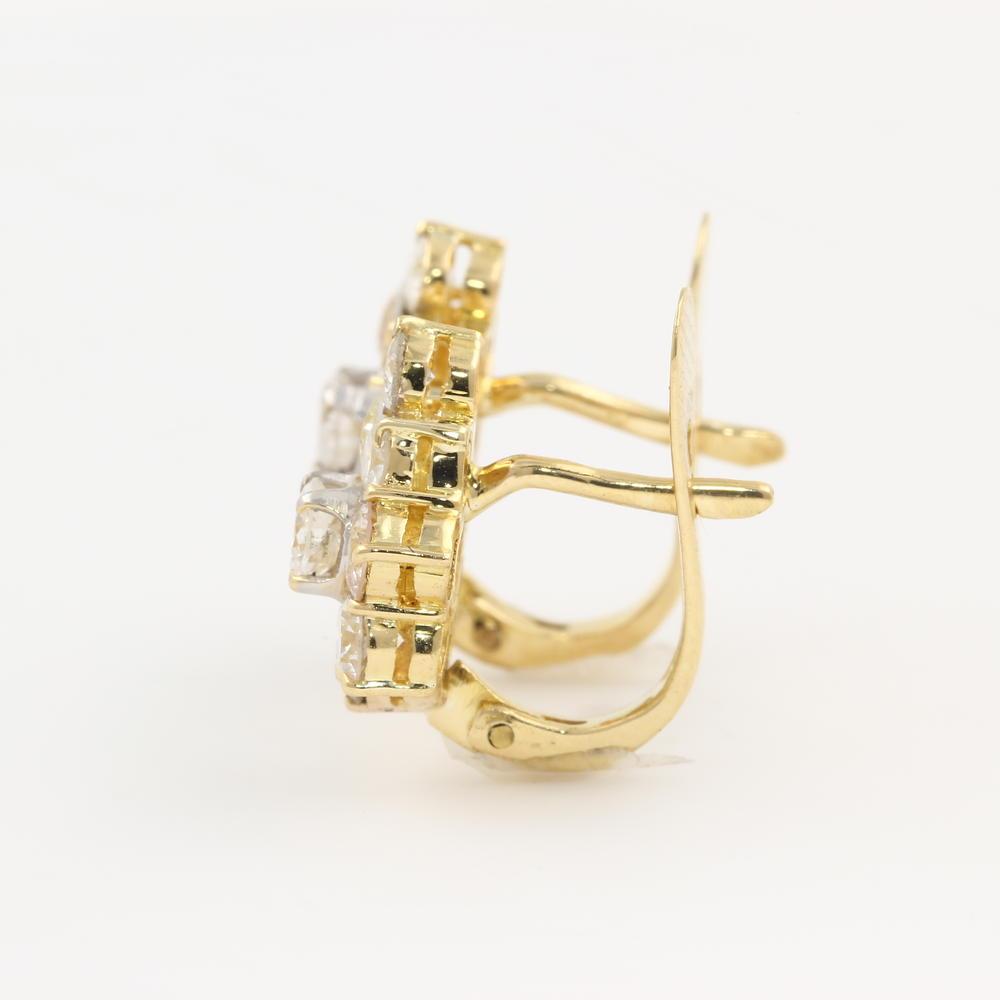 French Back Earrings Item #: Yl150501356