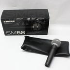 Shure SM58S Legendary Professional Vocal Wired Microphone Mic With Original Box