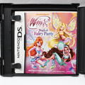 Winx Club Magical Fairy Party Nintendo DS 2012 Video Game In Original Case
