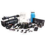 Sony HDR-FX1 HDV 1080i HD Professional Video Camcorder Camera With Extras