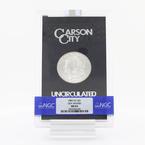1883 CC United States E Pluribus Unum  Silver One Dollar Uncirculated GSA Hoard MS63