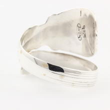 Unique Avon Sterling Silver 925 Spoon Handle Design Ladies Ring