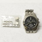 Swiss Army Alliance Mens Black Dial Quartz Chronograph Watch 241049