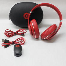 Beats by Dr. Dre Studio B0500 Wired Over-Ear Red Headphones W. Case