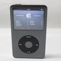 Apple iPod Classic 7th Generation Black 160 GB MP3 Player MC297LL