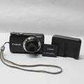 Canon PowerShot A3300 IS 16MP X5 Zoom Digital Point and Shoot Camera Black