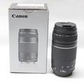 Canon EF 75-300mm f/4-5.6 III SLR Telephoto Zoom Camera Lens