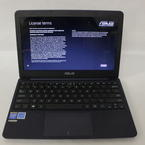 "Asus EeeBook X205T 11.6"" Laptop Intel Atom 2GB Memory 32GB Blue Netbook"