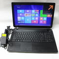 "Toshiba Satellite C55D-B Windows 8 AMD 4GB 750GB 15.6"" Laptop Notebook"