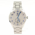Authentic Tag Heuer Carrera White Dial Automatic Mens Watch WAS2111