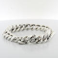 Authentic David Yurman Sterling Silver 925 Mens Chain Link Bracelet