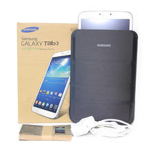 "Samsung Galaxy Tab 3 SM-T310 Wi-Fi 16GB 8"" Tablet Pearl White With Original Box"